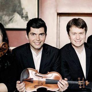 Calidore String Quartet Beethoven integrale