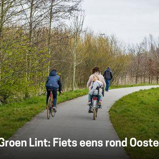 Het Groen Lint: Fiets eens rond Oostende!